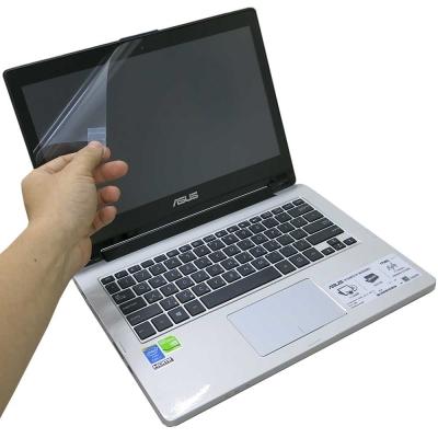EZstick ASUS TP300 專用 靜電式筆電LCD液晶螢幕貼