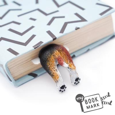 禮物myBookmark手工書籤-愛冒險的小獵犬