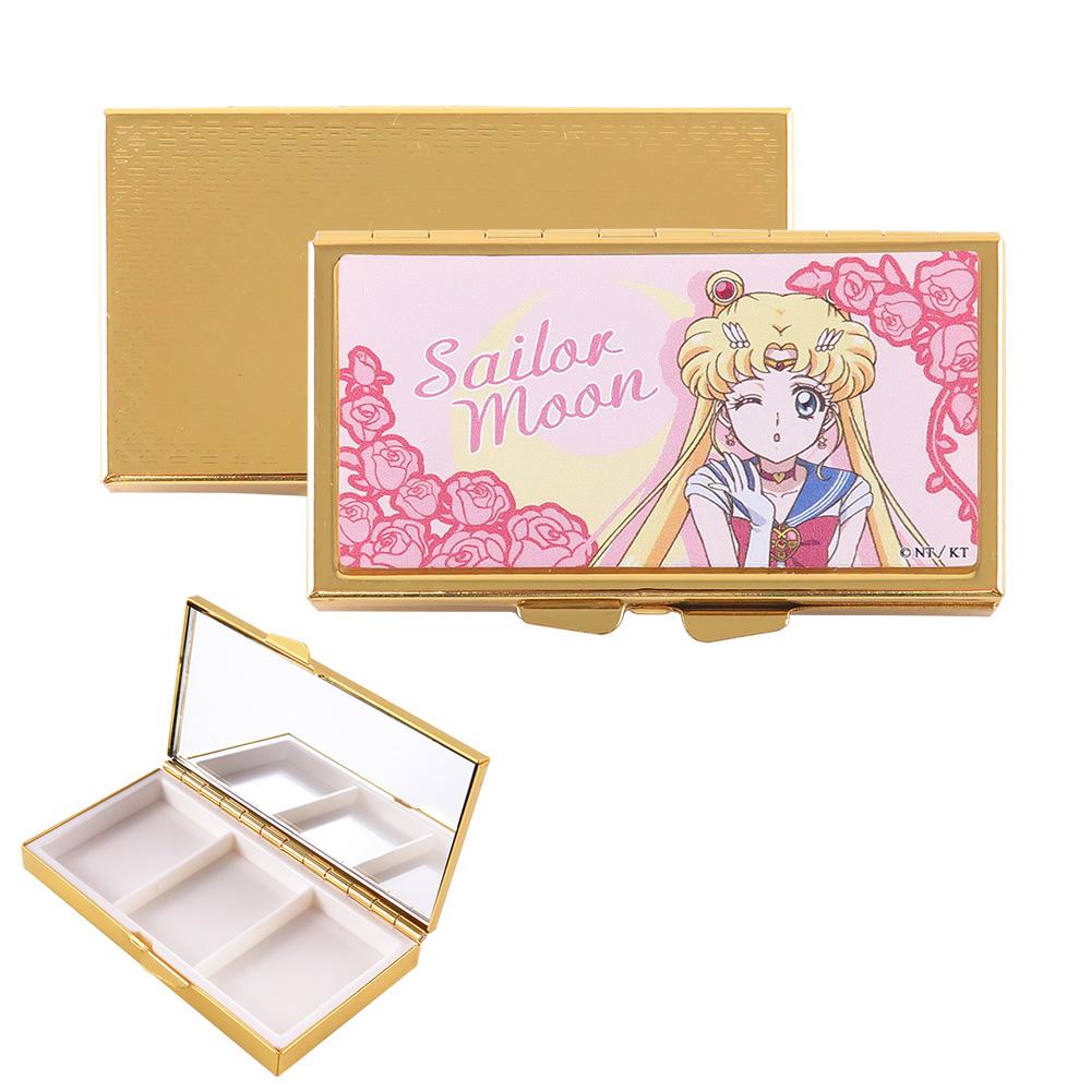 美少女戰士收納盒(附鏡子)_月亮