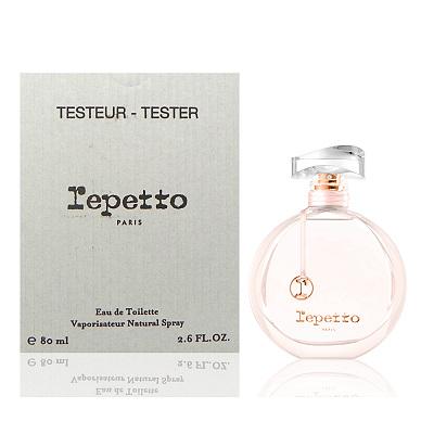 Repetto 香榭芭蕾淡香水 80ml Tester 包裝