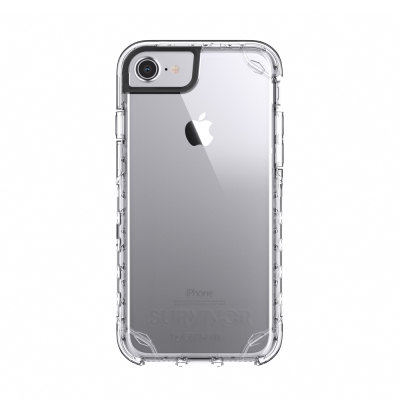 Griffin Survivor Journey iPhone 7 軍規防摔保護...