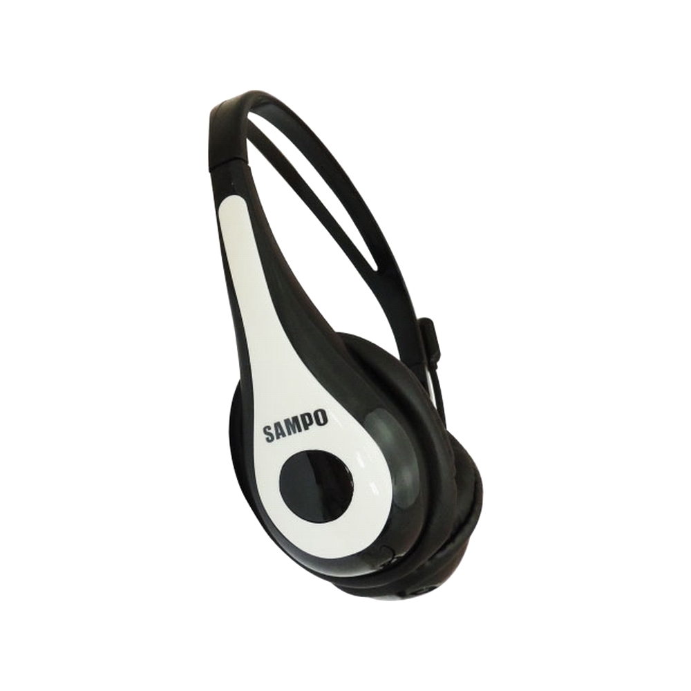 SAMPO聲寶頭戴式電腦耳麥EK-YF52CH