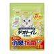 日本Unicharm消臭大師 一月間消臭抗菌沸石砂 2L x 4包入 product thumbnail 2