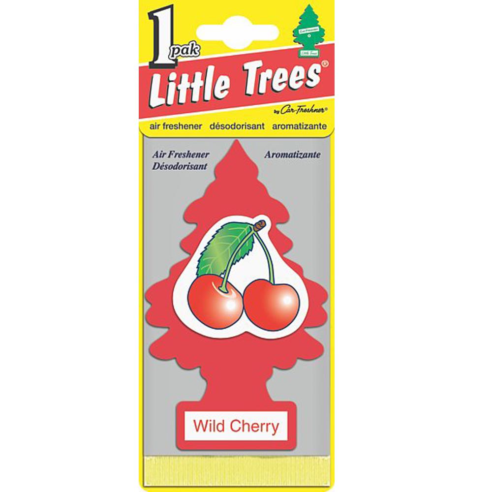 Little Trees美國小樹香片(野櫻桃)-急速配