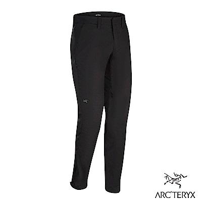 Arcteryx 24系列 男 Starke 休閒縮口長褲 黑