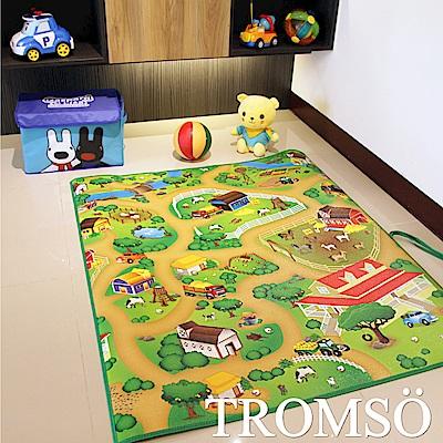 TROMSO兒童安全遊戲地墊(小)-開心農場