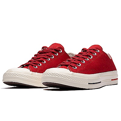 CONVERSE-男女休閒鞋160493C-紅