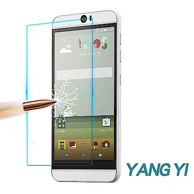 YANG YI 揚邑 HTC Butterfly 3 鋼化玻璃膜9H防爆抗刮防眩保護貼
