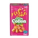 GLICO格力高 香醇草莓捲心餅6袋入(81g)