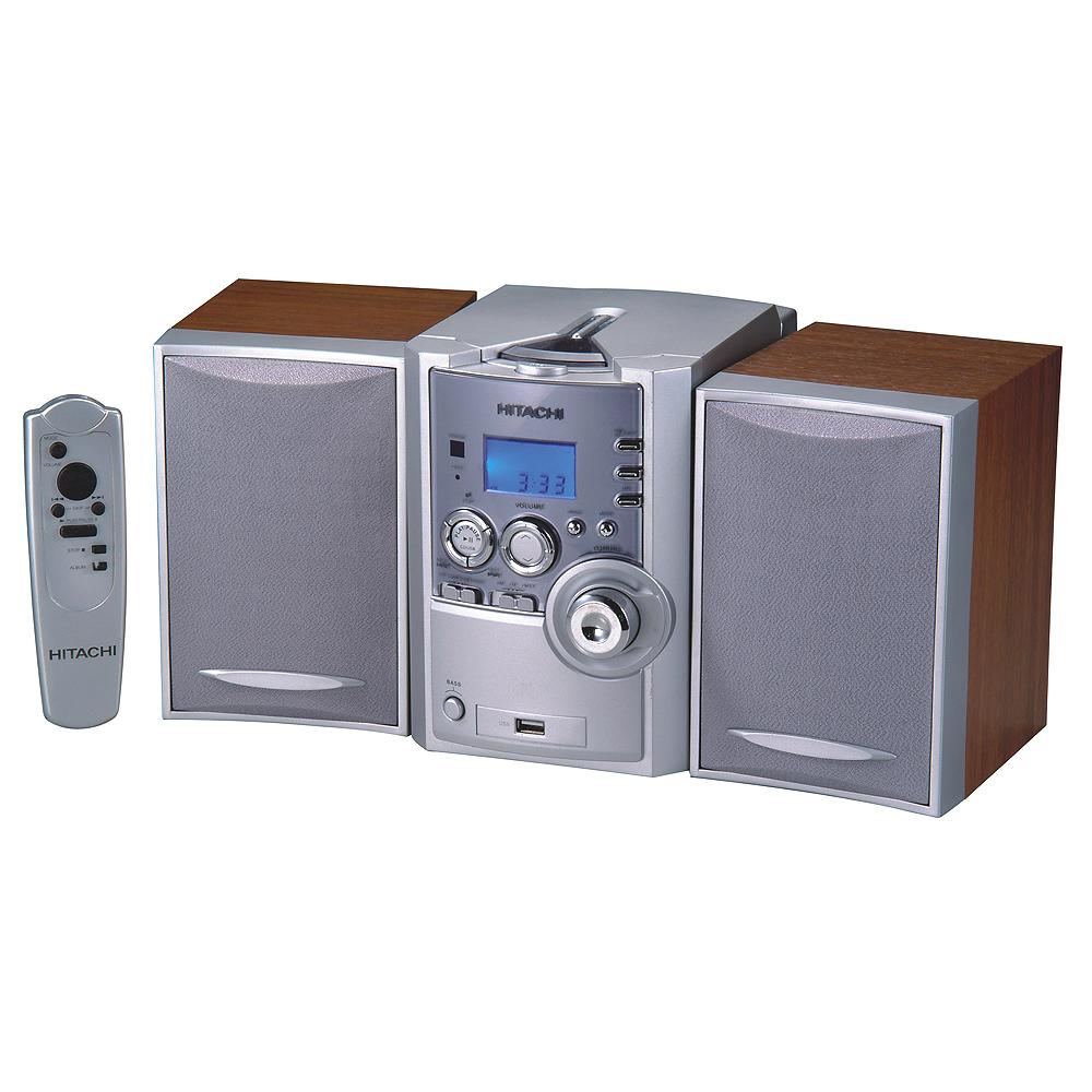 [福利品]日立 MP3/USB組合音響(HMA-692)