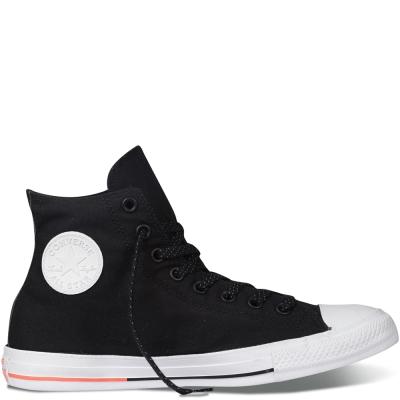 CONVERSE-女休閒鞋153792C-黑