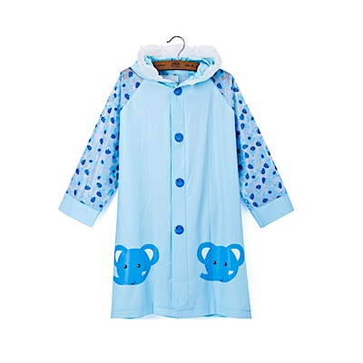 baby童衣 兒童可愛造型雨衣書包位 y 7034