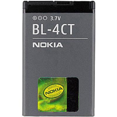 NOKIA原廠電池 BL-4CT 系列(無吊卡)