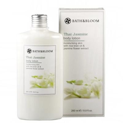 Bath & Bloom 泰國茉莉香氛美體乳 260ml