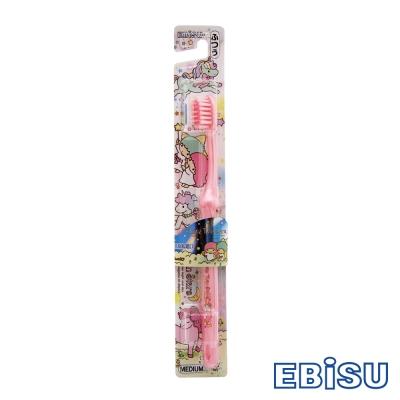 日本EBISU-雙子星牙刷-顏色隨機