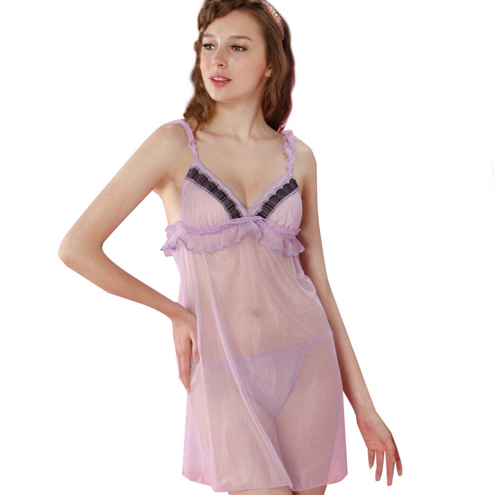 【思薇爾】公主之冕-小夜衣-粉末紫