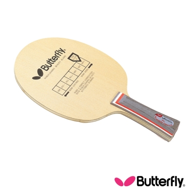 【Butterfly】T5000負手板 PRIMORAC CARBON-FL