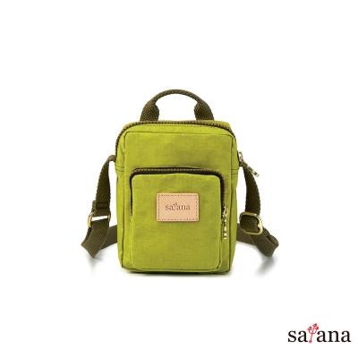 satana - 放假趣迷你斜背包 - 檸檬香茅