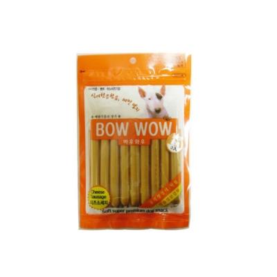 BOW WOW 雞肉起司火腿條9條 (3包組)