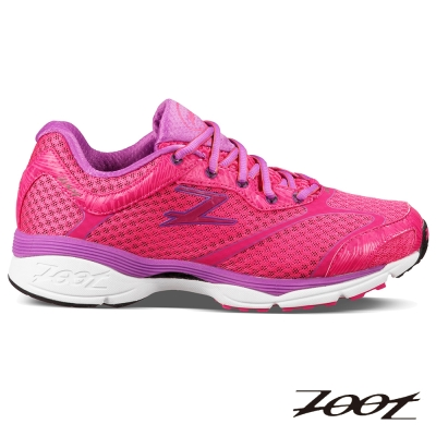 ZOOT 頂級極致型卡斯本跑鞋(女)Z 150101202 (桃紅雅紫)