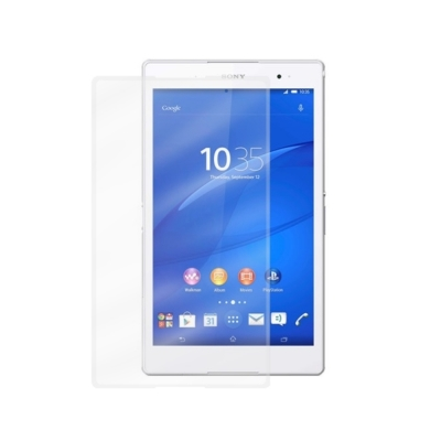 D&A SONY Xperia Z3 Tablet Compact 鏡面抗刮HC螢幕保護貼