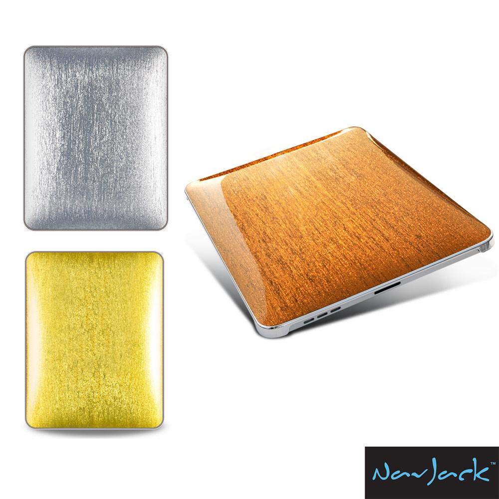 NavJack Corium 系列 Apple iPad 璀璨金蔥玻纖保護背蓋(共三色)
