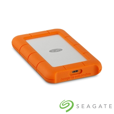 LaCie Rugged 1TB USB3.<b>0</b> TypeC <b>2</b>.<b>5</b>吋行動硬碟
