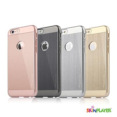Skinplayer iPhone 6/6S 高質感鋁合金手機保護殼