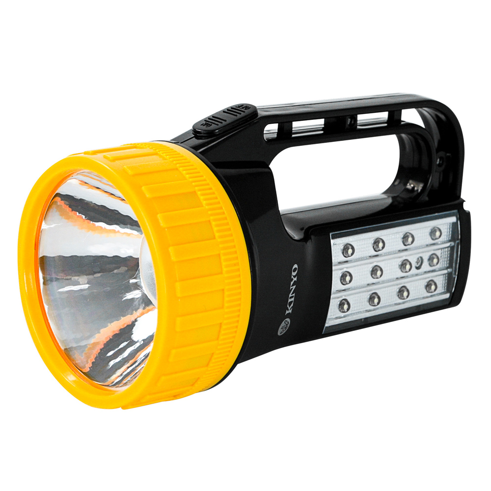 KINYO 多功能充電式LED探照燈(LED306)