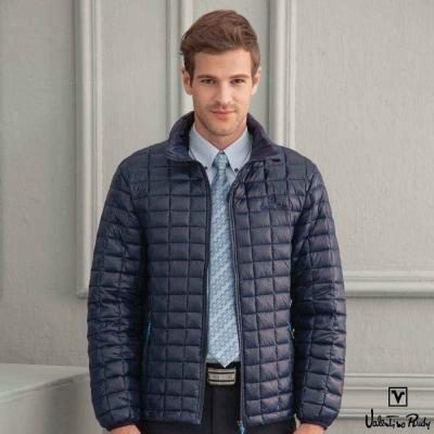 Valentino-Rudy范倫鐵諾-路迪-極致輕量羽絨保暖外套-丈青