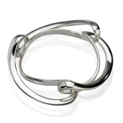 Georg Jensen INFINITY「無限愛戀」純銀手環