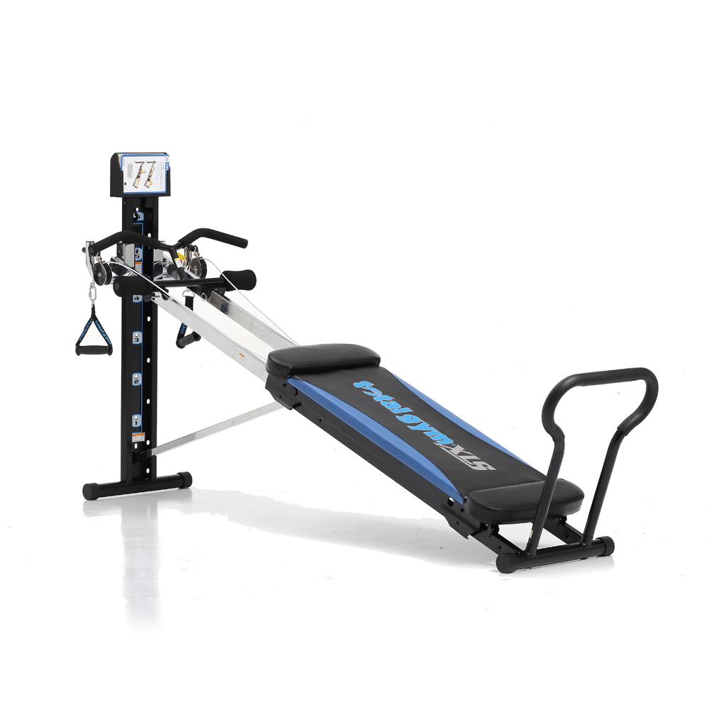 【BLADEZ】Total Gym XLS 全能健身房