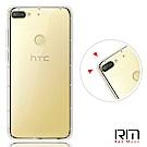 RedMoon HTC Desire12+ 6吋 防摔透明TPU手機軟殼