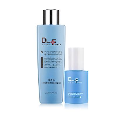 DF美肌醫生  玻尿酸動態保濕水潤組(精華+化妝水)