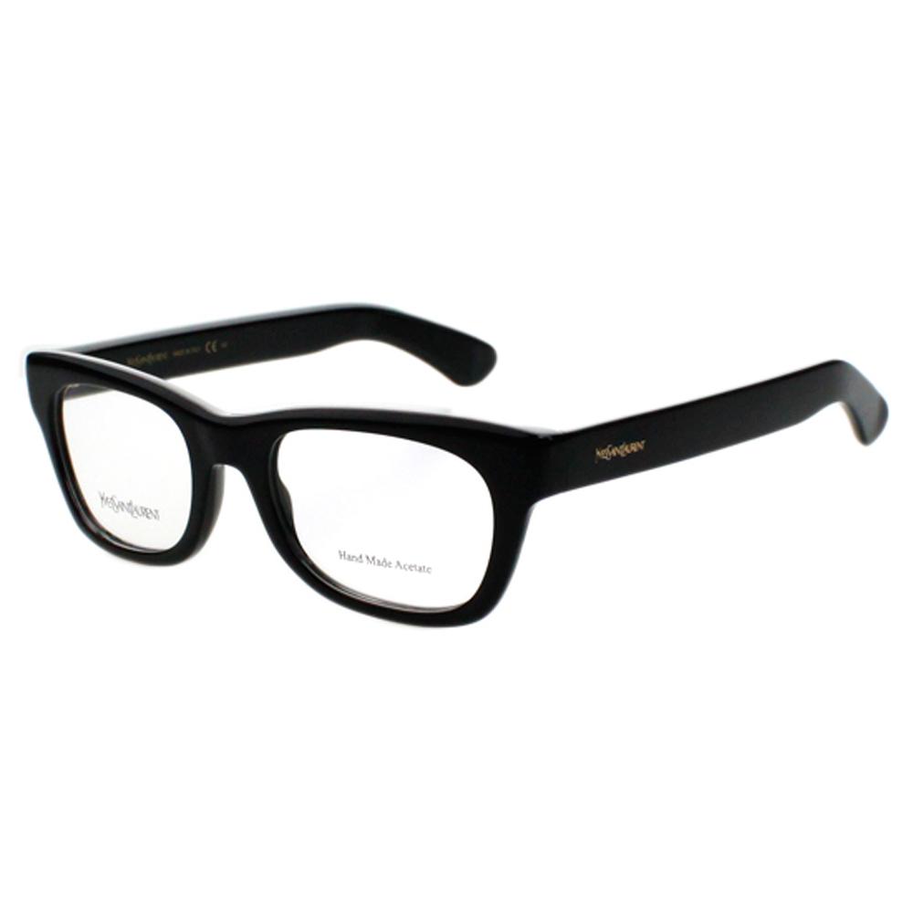 YSL-時尚光學眼鏡 (黑色)YSL2321