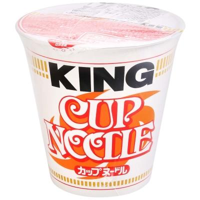 日清FOODS King Size醬油杯麵(120g)