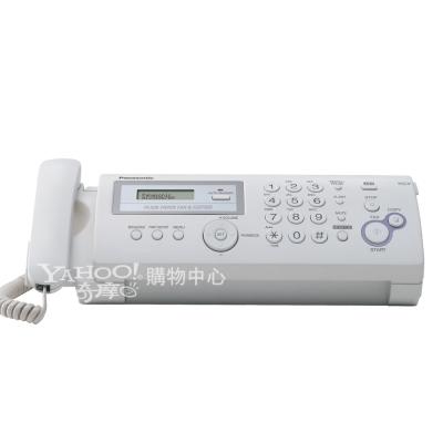 Panasonic 國際牌普通紙傳真機 KX-FP206