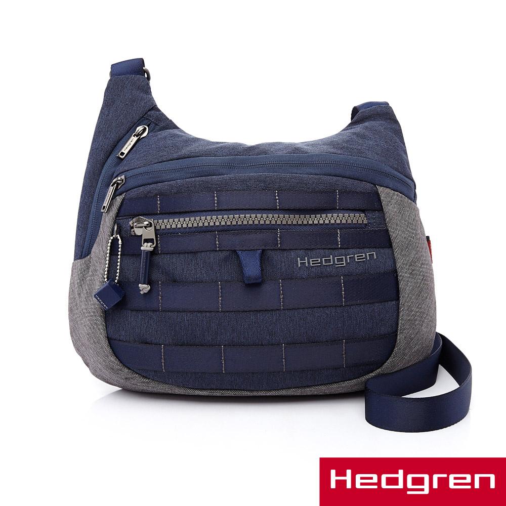 Hedgren HKO進擊系列-側背包(海洋藍)