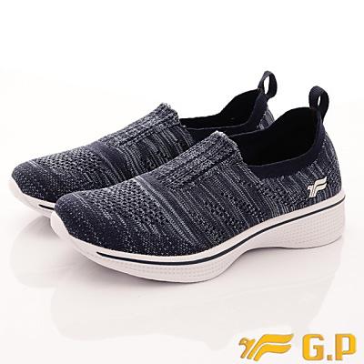 GP時尚潮流-輕量輕便鞋款-FI771W-20藍(女段)