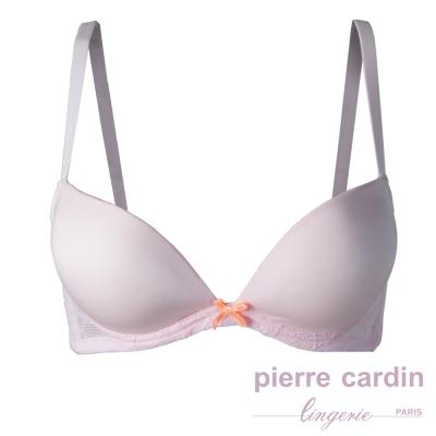 pierre cardin 皮爾卡登日常系列厚墊B罩內衣(粉紅色)