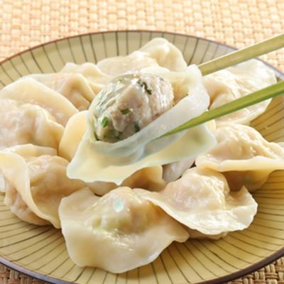 台北士東市場123水餃 鮮魚水餃(10顆/盒)