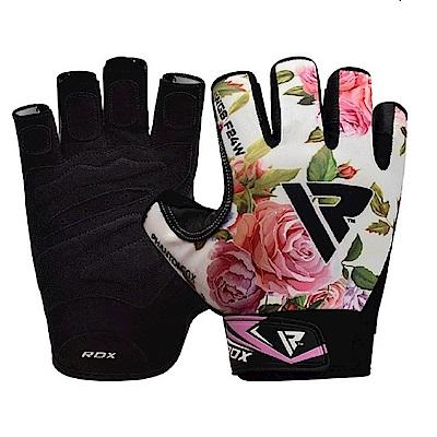 【RDX】女性健身透氣手套 / 粉紅
