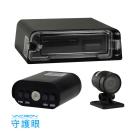 VACRON守護眼 VVG-MDE08 機車行車紀錄器+多功能顯示器-快