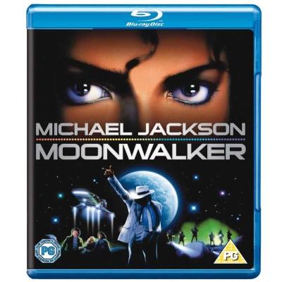 月球漫步-Moonwalker-外星戰將-藍光-BD