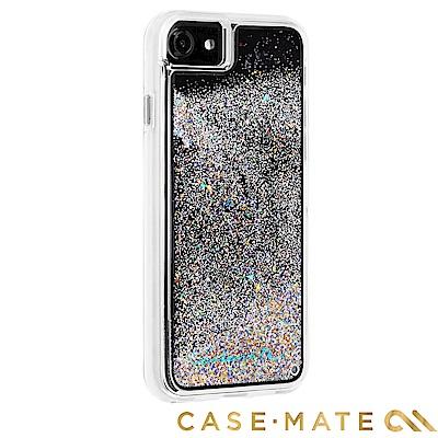 美國 Case-Mate iPhone 8 Waterfall 亮粉瀑布 - 彩虹