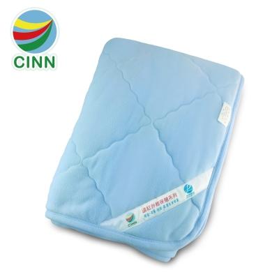 卓瑩 遠紅外線非動力式治療床墊未滅菌 (四季毯水藍色)