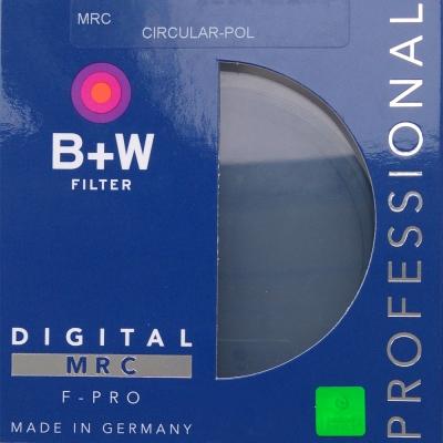 B+W S03 MRC多層鍍膜環型偏光鏡(52mm/公司貨)