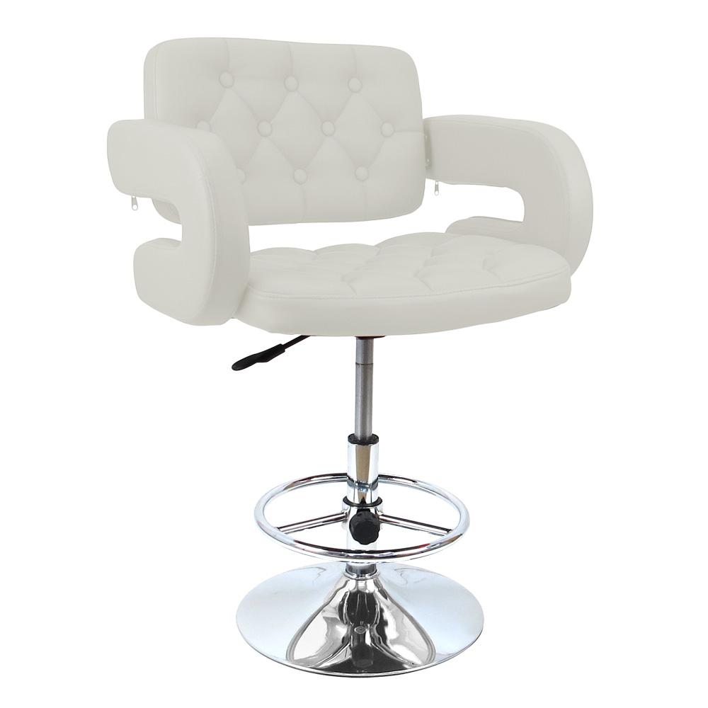 LOGIS邏爵 狄尼洛美容低吧椅/吧台椅/吧檯椅/皮椅 三色(1入)