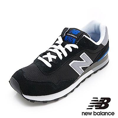 New Balanc復古鞋ML515COM-D男性黑色