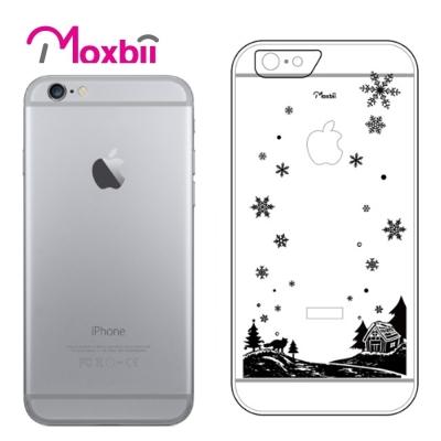 Moxbii iPhone 6/6S 4.7吋 simpOcase光雕殼-雪夜